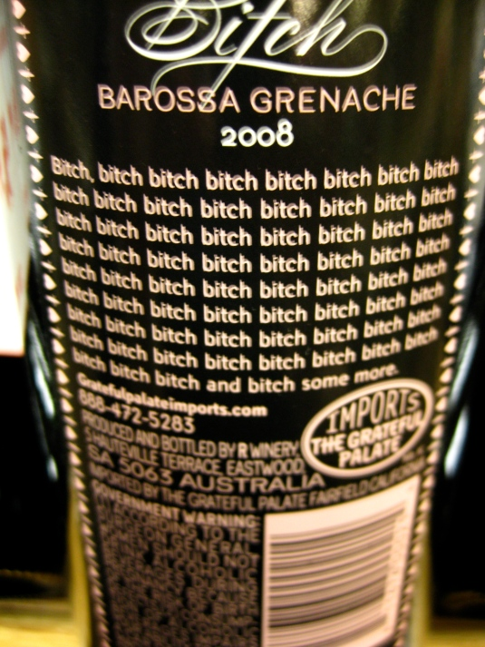 bitch back